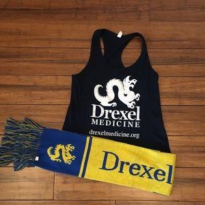 Drexel Tank & Scarf Bundle